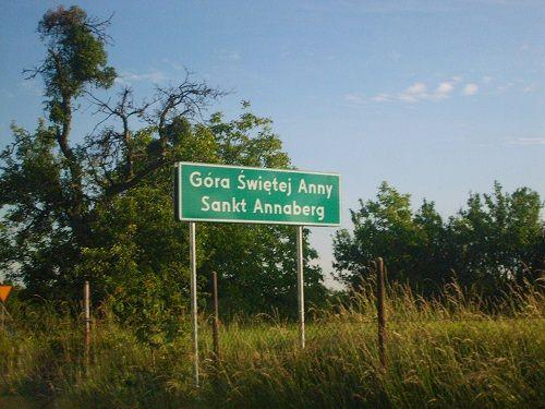 Góra_Świętej_Anny,_Sankt_Annaberg